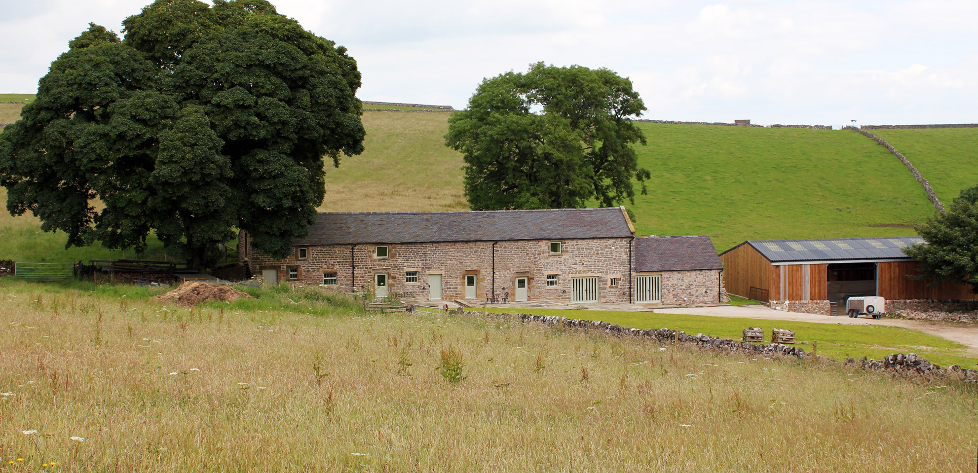 Broad Ecton Farm Holiday Cottages